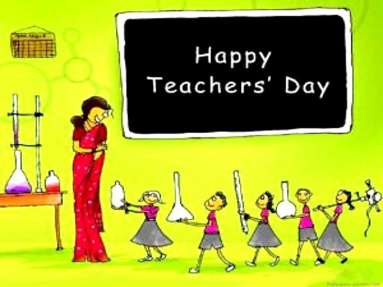 ஆசிரியர் தின நல்வாழ்த்துக்கள்! Happy-teachers-day-animated